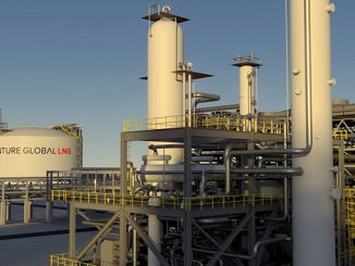 Venture Global Calcasieu Pass, LLC, a subsidiary of Venture Global LNG, is developing Calcasieu Pass, an LNG export facility in southwestern Louisiana's Cameron Parish