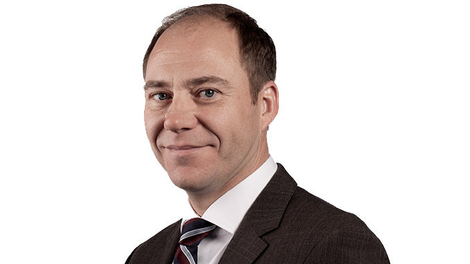 Vestas Wind Systems A/S Executive Vice President of Service and member of the Executive Management, Christian Venderby