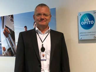 Frank Tollefsen, CEO & President of COSL Drilling Europe
