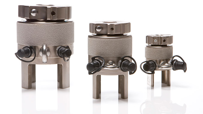 The long stroke SST range of subsea tensioners
