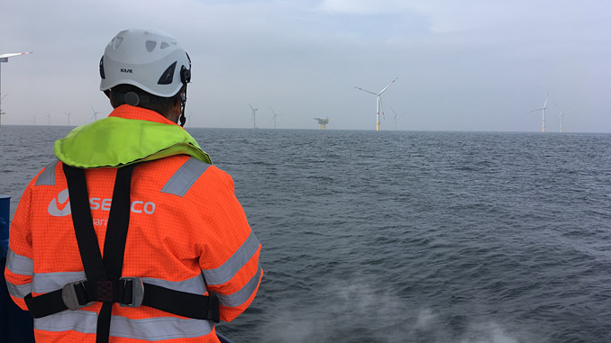 Semco Maritime has a significant footprint in the offshore wind market