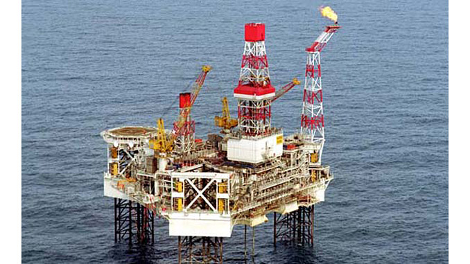 Harding is a jack-up production unit serving as a manned production facility for the Harding field, in Block 9/23b, 320 kilometres North-East of Aberdeen in the central North Sea