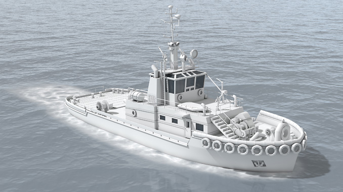 ABB signs a landmark contract with Singaporean shipyard Keppel Offshore & Marine to enable autonomous tug operation in 2020