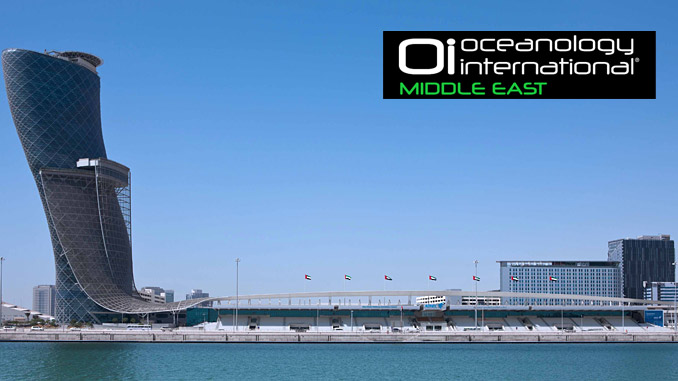 The Oceanology International Middle East 2020 event will take place at the Abu Dhabi National Exhibition Centre from 7-9 September 2020 (photo: ADNEC)