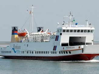 The German ferry 'Münsterland' will be retrofitted with a package of Wärtsilä LNG solutions to minimise its environmental footprint (photo: Aktien-Gesellschaft 'Ems'/Peter Andryszak)