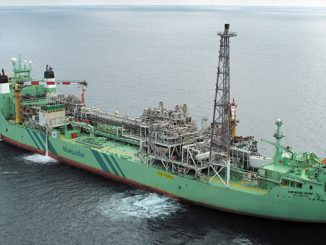 The 'Haewene Brim FPSO' (photo: Bluewater)