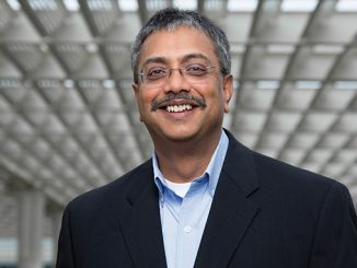 Vijay Swarup, vice president of research and development for ExxonMobil Research and Engineering Company