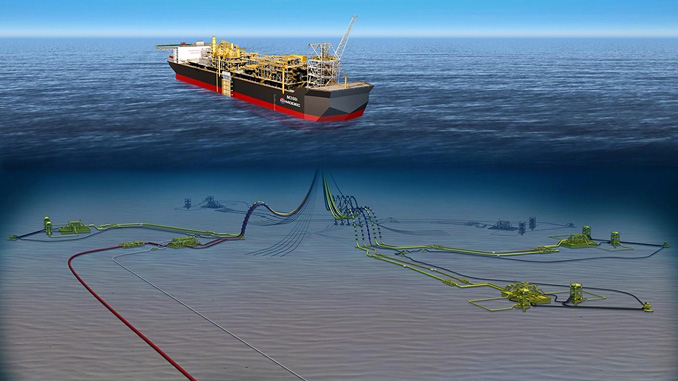 'Barossa FPSO' will be the first application of MODEC's M350 Hull