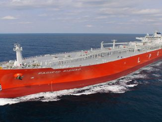 Very large gas carrier (VLGC) 'Pacific Rizhao'