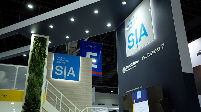 Subsea Integration Alliance, the strategic global alliance between Subsea 7 and OneSubsea, the subsea technologies, production and processing systems division of Schlumberger, has unveiled its revamped company branding and a new website at OTC Brasil 2019