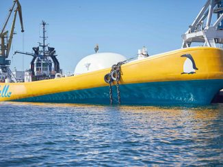 Saipem and Wello to deploy the WEC Penguin technology at the Biscay Marine Energy Platform (BiMEP) test area