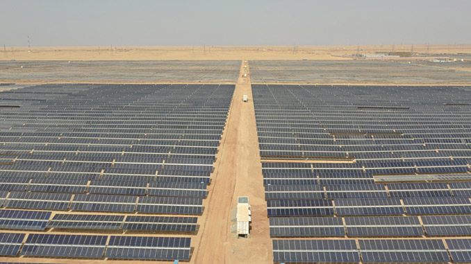 Scatec has completed the final 65 MW solar power plant in the 390 MW Benban solar project