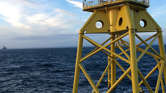 Subsea 7 to install the submarine cable system on an offshore wind farm project in Taiwan