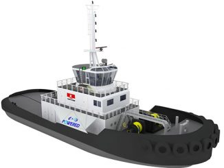 'e5 Tug' –powered by battery and hydrogen fuel cell