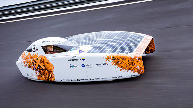 Vattenfall Solar Team – now with an even lighter version of the winning car Nuna – are again favourites in the Bridgestone World Solar Challenge