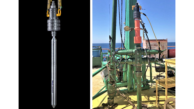 Well-SENSE's proven FLI technology being deployed offshore for the first time