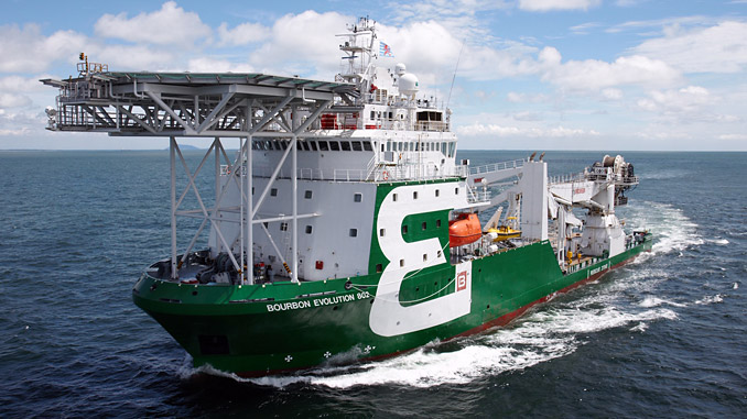 Among the first of Bourbon's fleet to migrate to Fleet Xpress will be a group of high-end subsea vessels whose data consumption and management needs are ready for IoT-based solutions