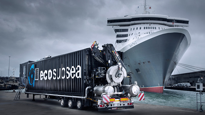 ECOsubsea gains further foothold in major European ports (photo: ECOsubsea)