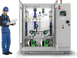 The Ecochlor™ Ballast Water Treatment System (BWTS): ClO₂ Generator