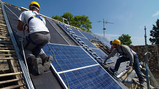 Evolvere owns around 8,000 photovoltaic plants installed on domestic customers' and businesses' rooftops