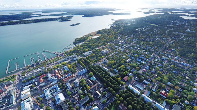 Smart Energy Åland – to demonstrate a society based on 100% renewable electricity, Flexens will work actively to promote further investments in renewable generation capacity and decarbonising the heating and transportation systems
