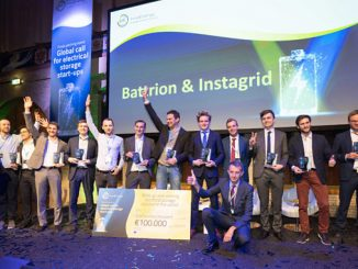 Apply now with your sustainable energy innovation – last year, two grand winners received cash prizes for innovative solutions in the global call for electrical storage start-ups