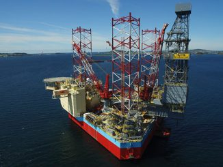 'Maersk Integrator' is an ultra-harsh environment CJ70 XLE jack-up, designed for year-round operations in the North Sea