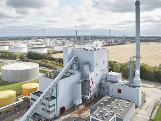 First green power was generated by the turbine at the new wood chip-fired unit 6 of the Asnæs Power Station on 20 November 2019
