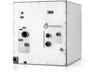 PowerCell MS-100 has been developed for marine applications and off-road applications
