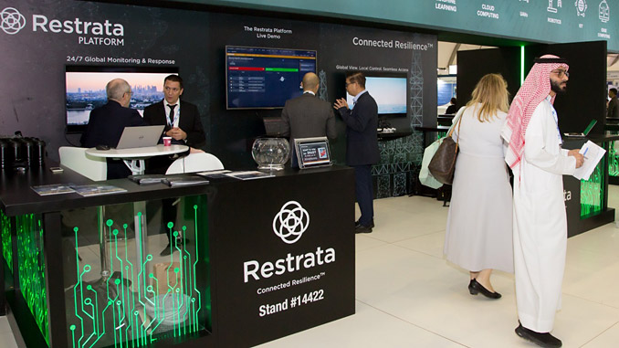 Restrata at ADIPEC – with offices in London, Dubai and Aberdeen, Restrata helps build and assure the resilience of more than 100 companies in over 30 countries