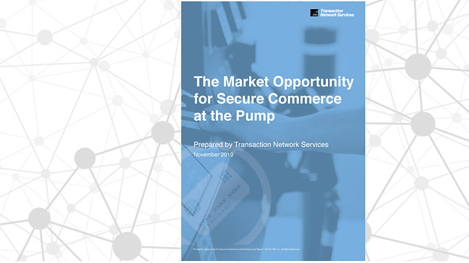 TNS – The Market Opportunity for Secure Commerce at the Pump