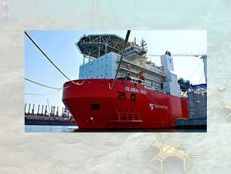 The Global 1201 is a multipurpose DP2 heavy lift and pipelay vessel suitable for deep and shallow water projects with a state-of-the-art pipelay system, DP capability and conventional mooring systems