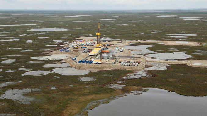 North Komsomolskoye is a conventional onshore oil and gas field located in Western Siberia in Russia (photo: Equinor/Natalia Ermakova)