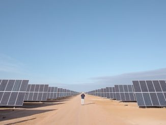 The Apodi Solar Plant in Brazil (photo: Equinor/Ole Jørgen Bratland)