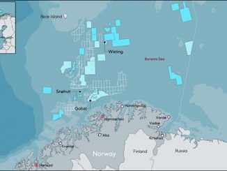 Equinor in the Barents Sea (illustration: Equinor)