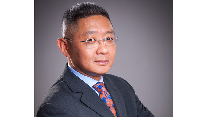 Cheng-Yu Tang, Intellian Vice President and Head of Asia-Pacific region