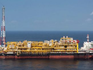 The 'CLOV FPSO', offshore Angola (photo: Total/Igor Sachs)
