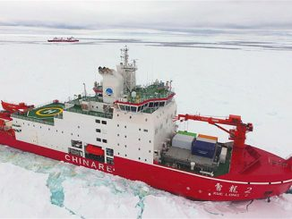 Snow Dragon – the 'Xue Long 2' polar icebreaker