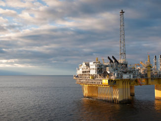 The Troll C platform in the North Sea (photo: Equinor/Øyvind Hagen)