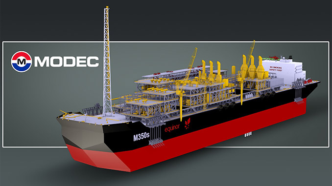 'Bacalhau FPSO' (illustration: MODEC)