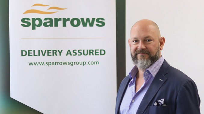 Sparrows Group regional director to oversee operations in the Middle East, India and Caspian (MEIC), Dave Morrow