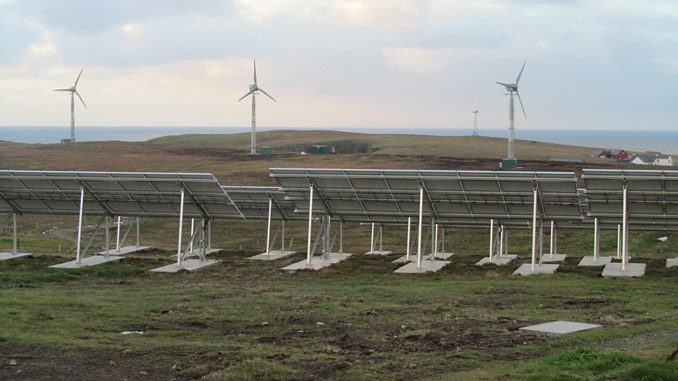 Fair Isle, one of the UK's most isolated communities, now has 24-hour power for the first time using Surrette's lead batteries
