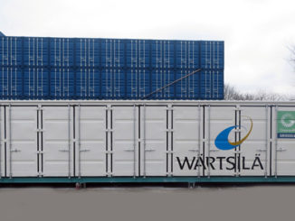 Wärtsilä's GridSolv optimised storage technology integrates with GEMS software to deliver powerful and reliable generation performance