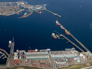 ASCO's Peterhead Supply Base
