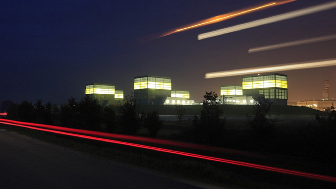 Eni's Green Data Center houses the company's supercomputing systems and data