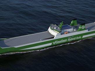 The new Finnlines ferries will feature Wärtsilä's Hybrid Power Conversion systems