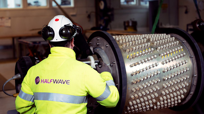 Halfwave is the owner of the proprietary Acoustic Resonance Technology