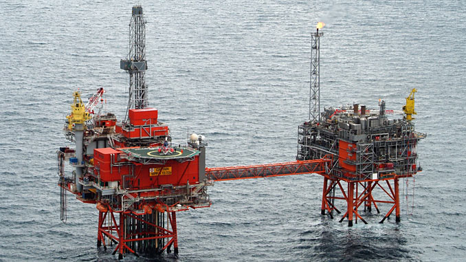 Ithaca-operated Captain field lies approximately 145 kilometres north-east of Aberdeen, Scotland, in the Outer Moray Firth, in water depths of around 100 metres