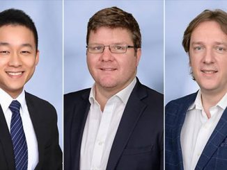 In China, Rystad Energy has brought on board Edison Luo (left), a market research and business intelligence expert – in the UK, Dr James Ley (middle) and Roman Filimonov (right) carry a collective 40 years' experience within energy and metals markets