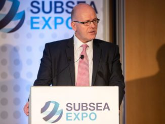 Neil Gordon Subsea UK Chief Executive